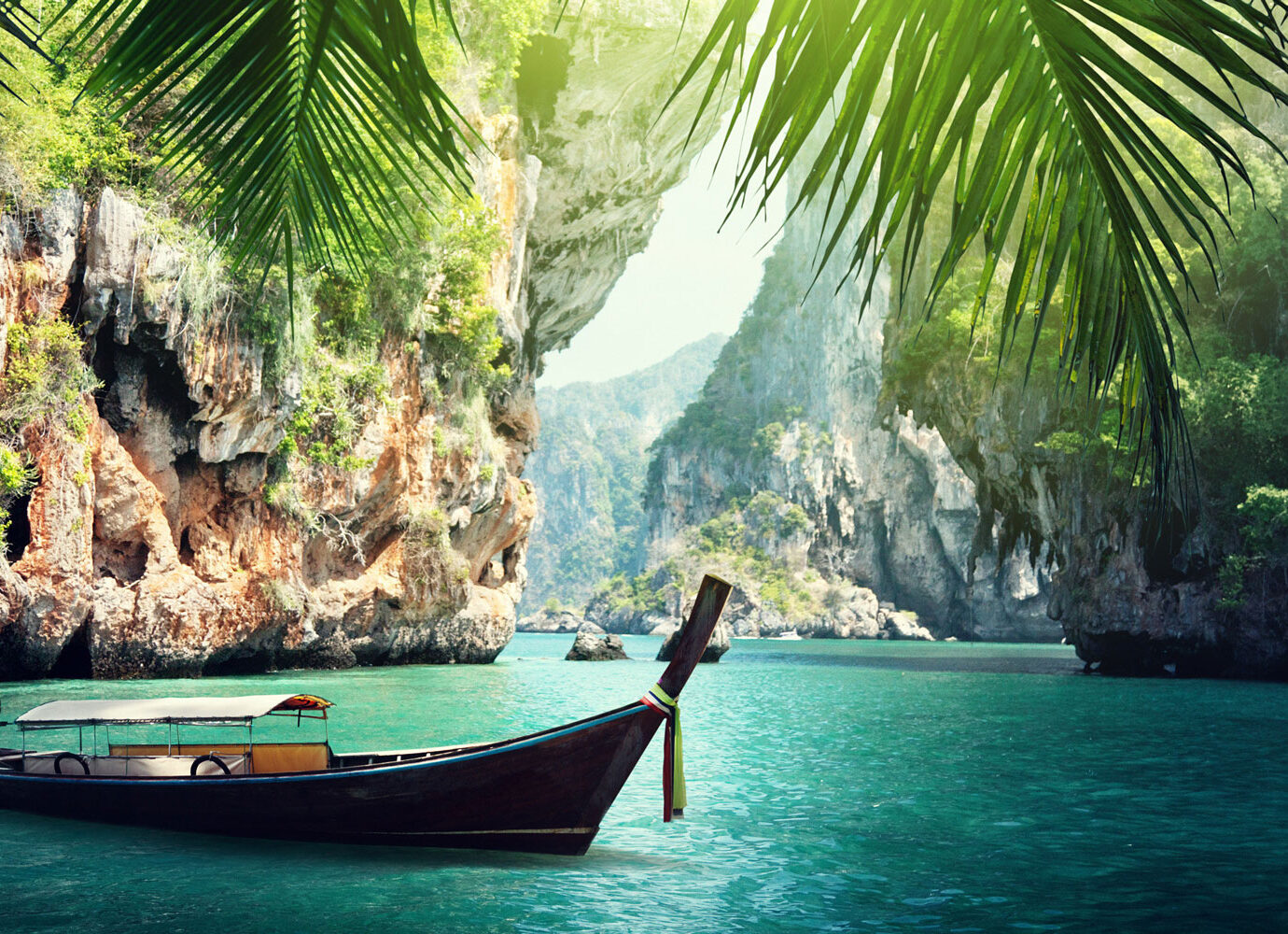 most beautiful beach in Thailand