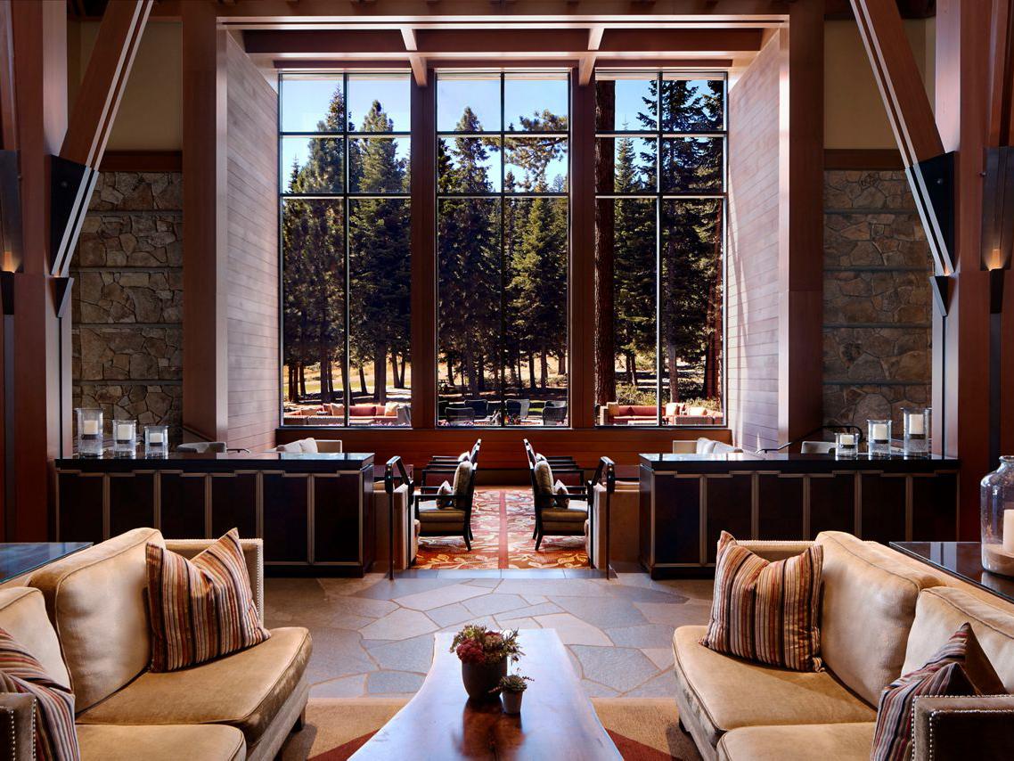 Restaurant at Ritz-Carlton Bachelor Gulch, Avon, CO