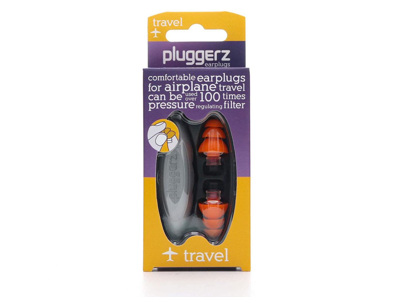 Pluggerz Travel Ear Plugs