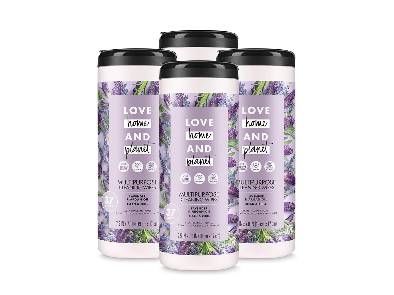 Love Home and Planet Multi-Purpose Cleaning Wipes