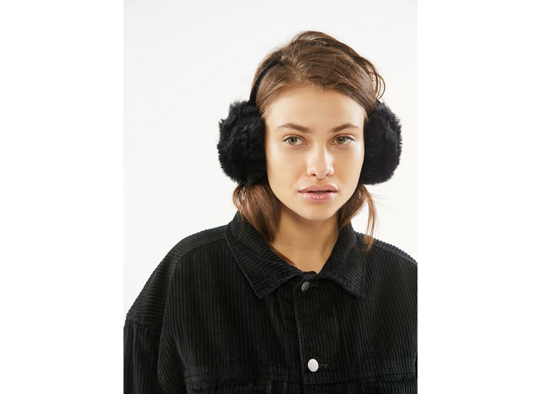 Urban Outfitters Faux Fur Earmuff