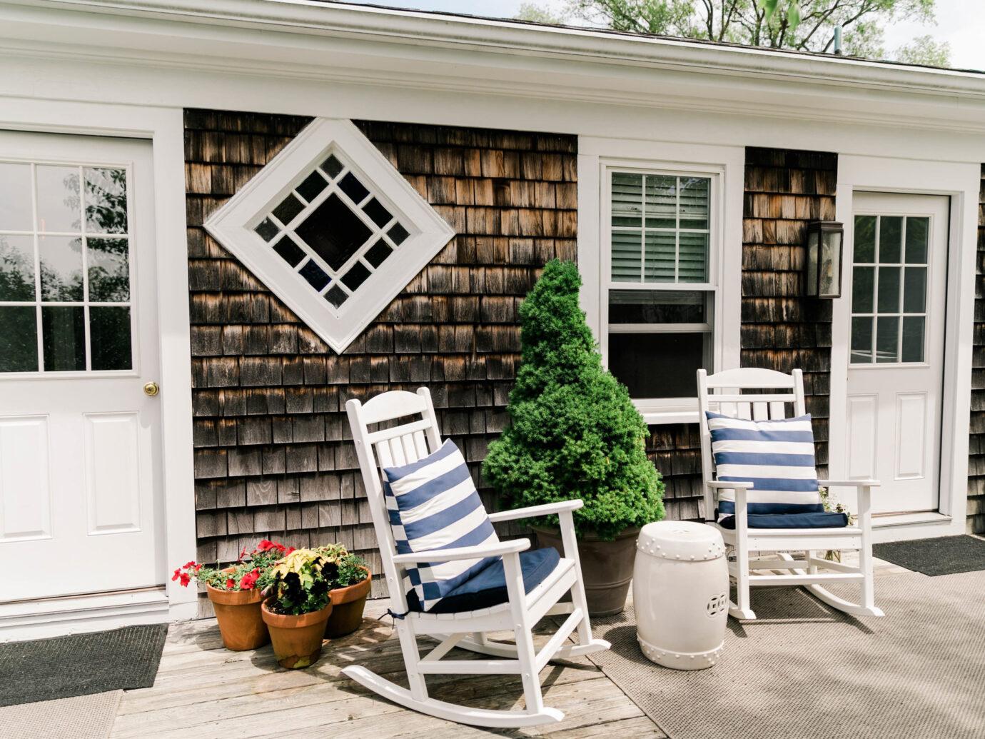 Exterior of Salt House Inn, Provincetown, MA