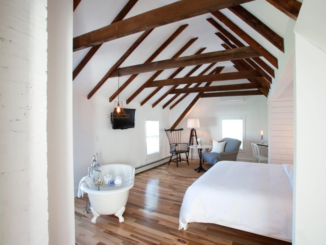 Loft at Salt House Inn, Provincetown, MA