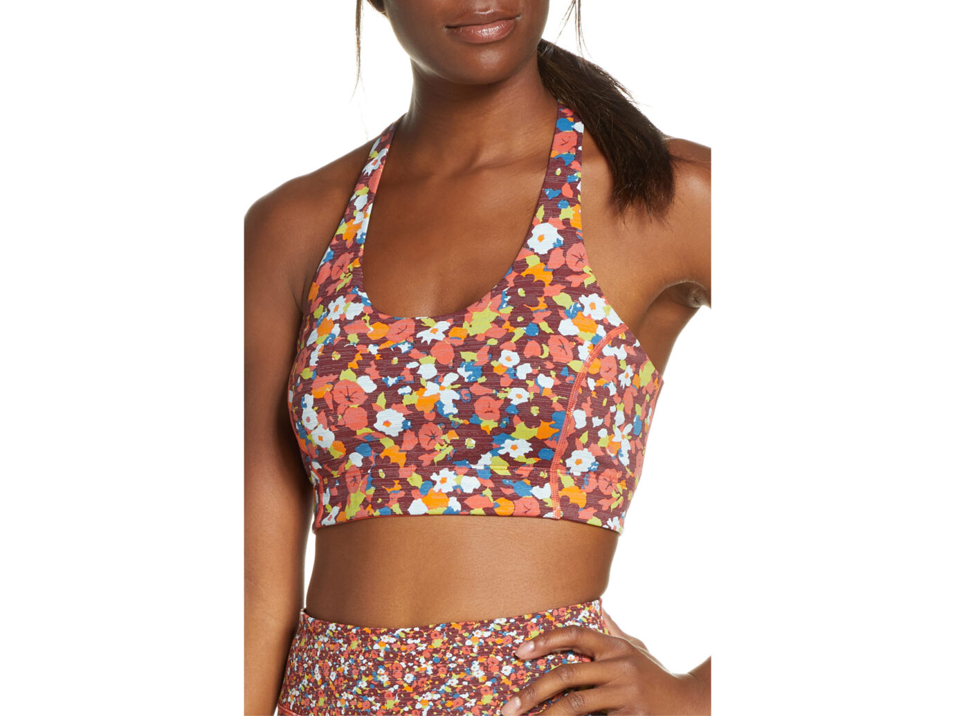 Outdoor Voices Doing Things Sports Bra