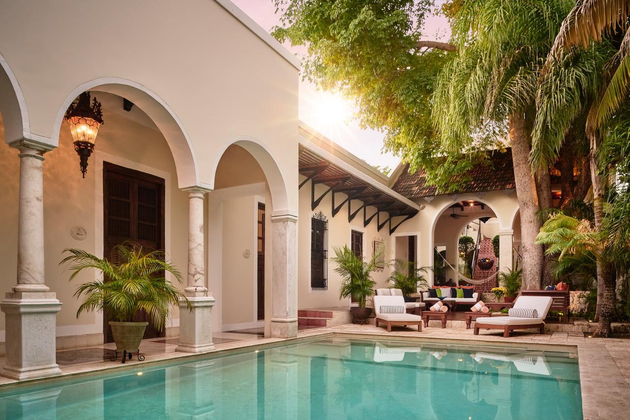 Pool at Casa Lecanda, Merida