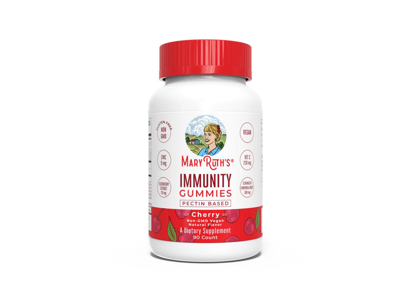 Mary Ruth's Immunity Gummies