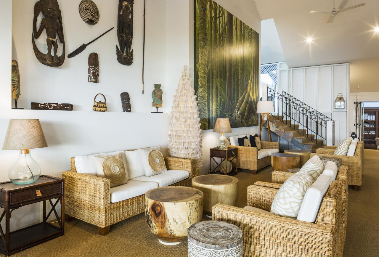 Livingroom at Reef House - MGallery by Sofitel