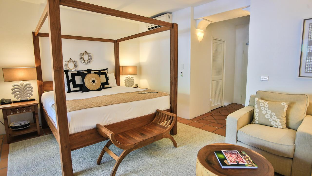 Bedroom at Reef House - MGallery by Sofitel