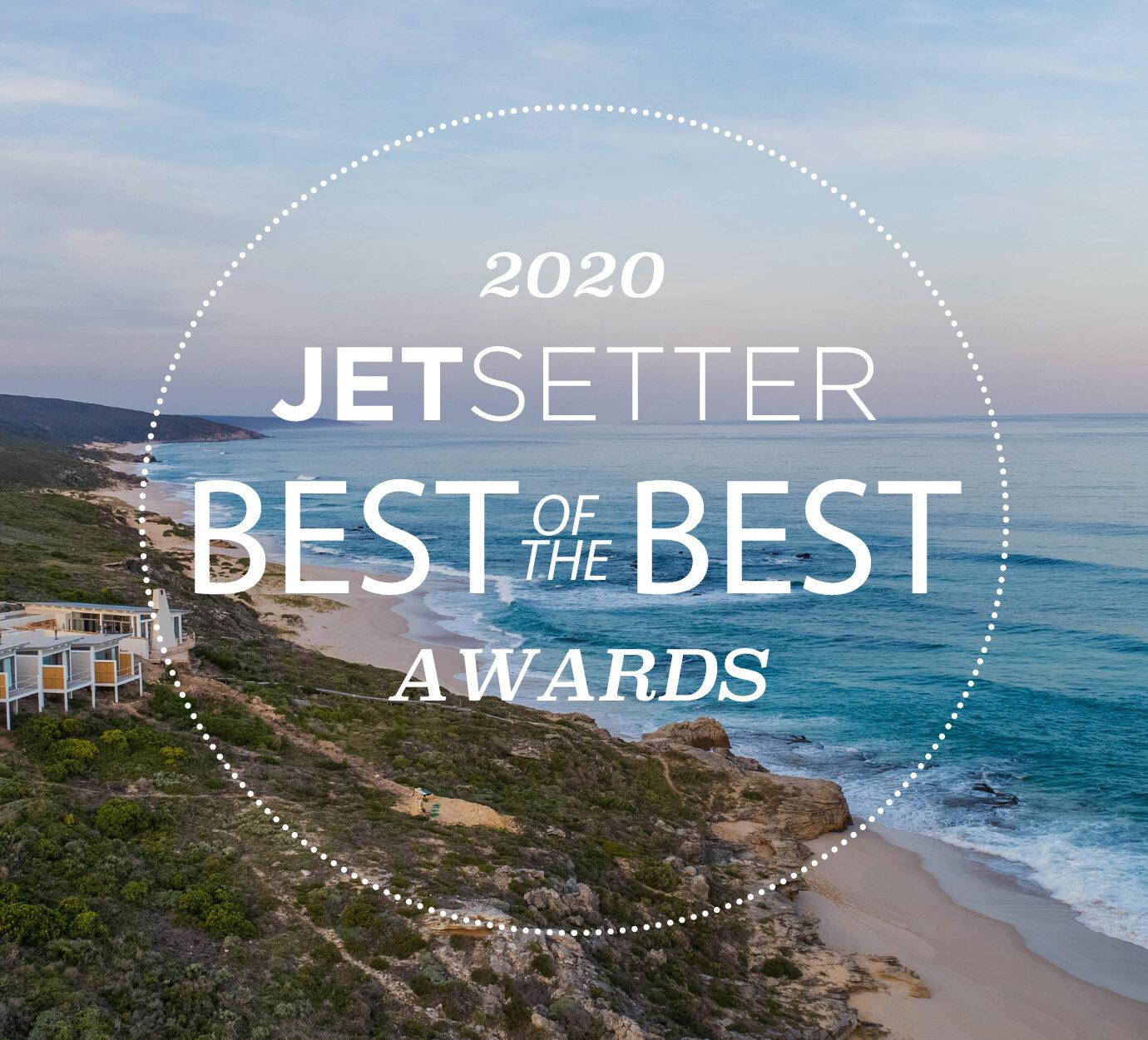 Jetsetter Best of the Best Awards 2020