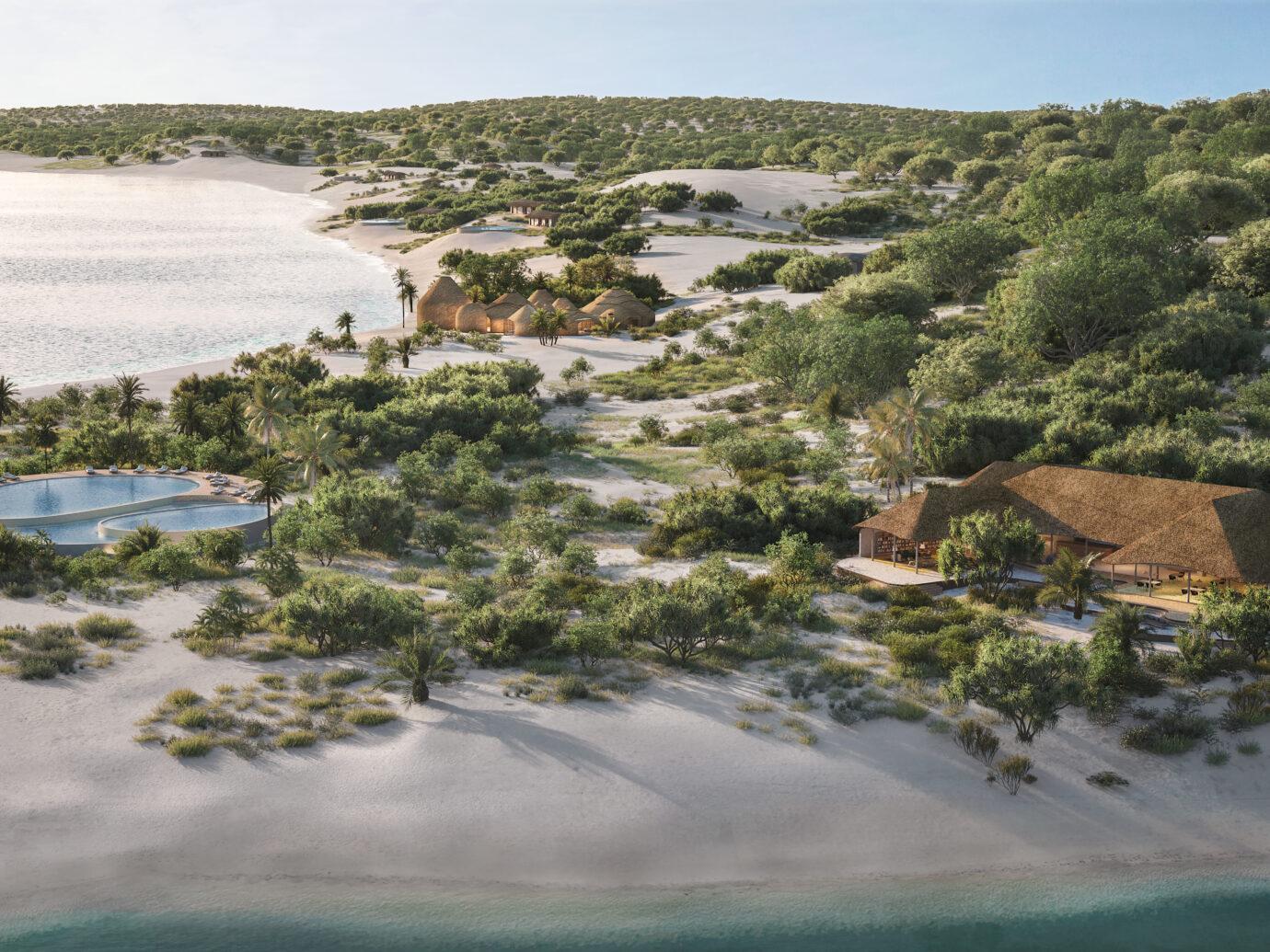 Kisawa Sanctuary, Benguerra Island, Mozambique