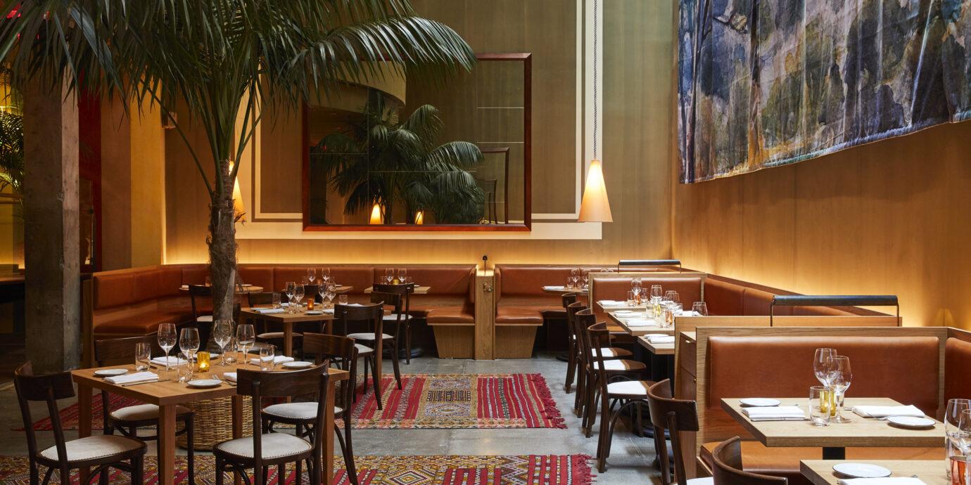 Felice 56 restaurant interior