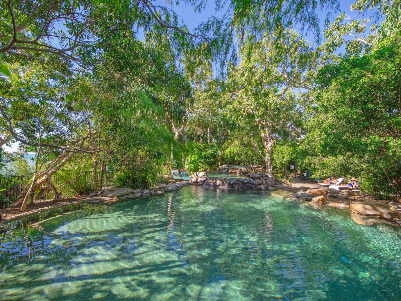 Pool at Thala Beach Nature Reserve
