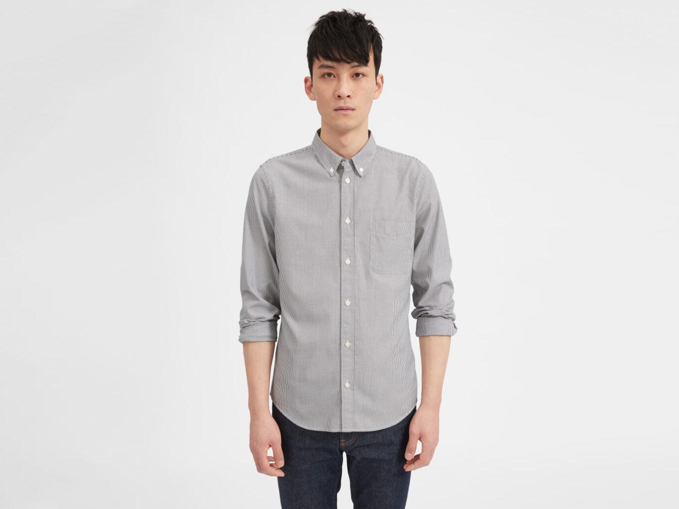 The Air Oxford Striped Shirt