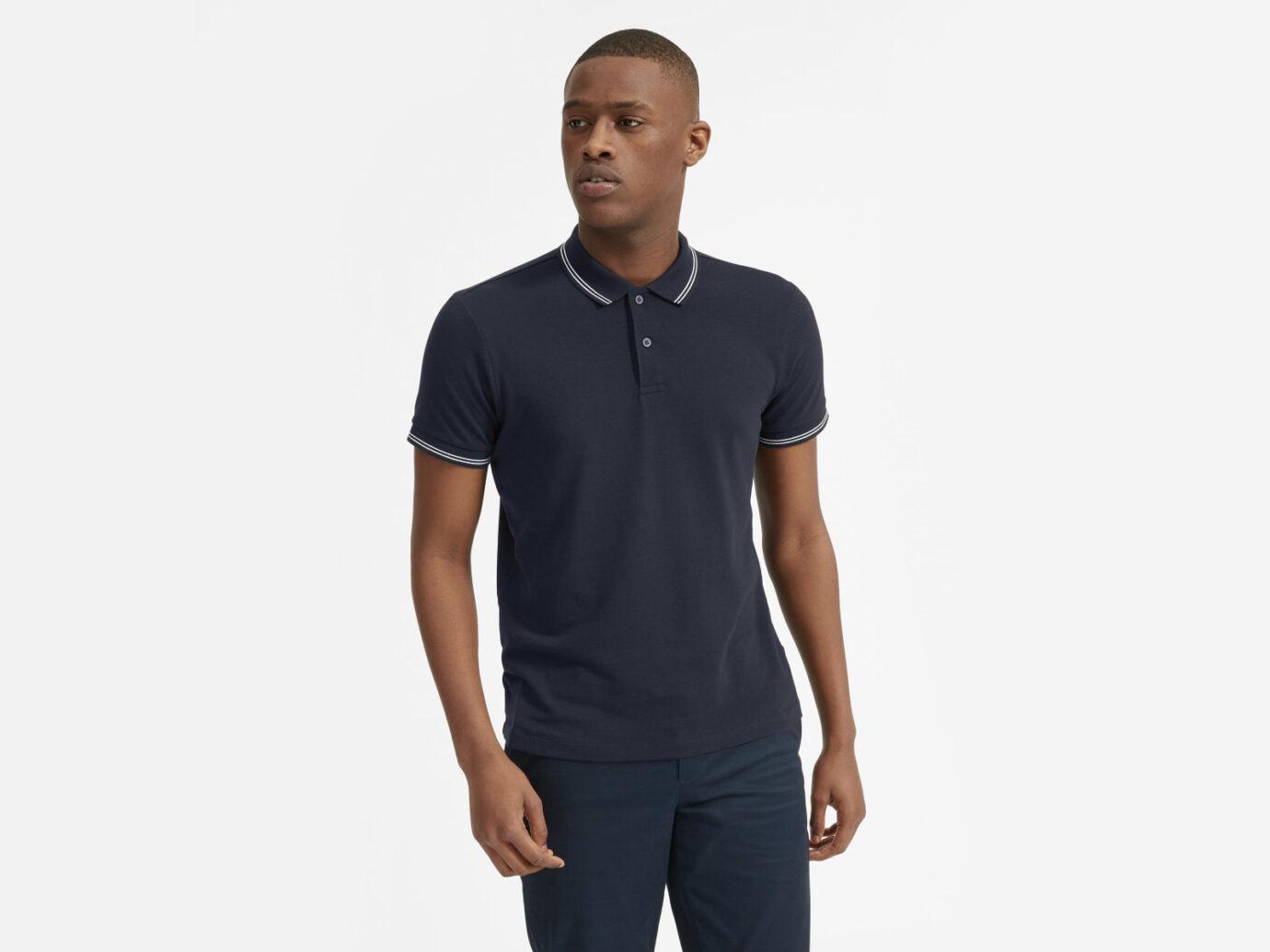 The Pique Polo Shirt