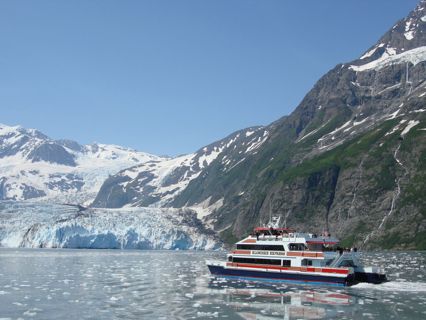 Prince William Sound Day Cruise in Anchorage
