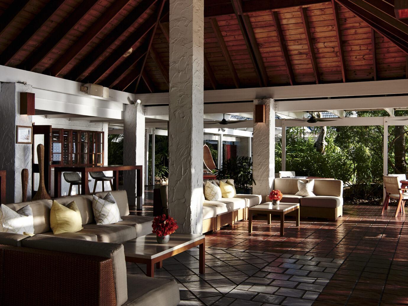 Lounge at Orpheus Island
