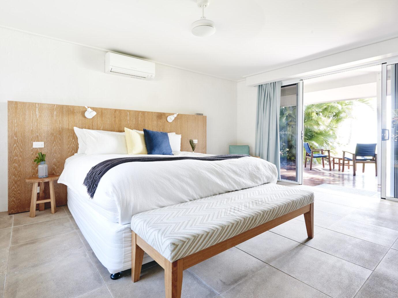 Bedroom at Orpheus Island