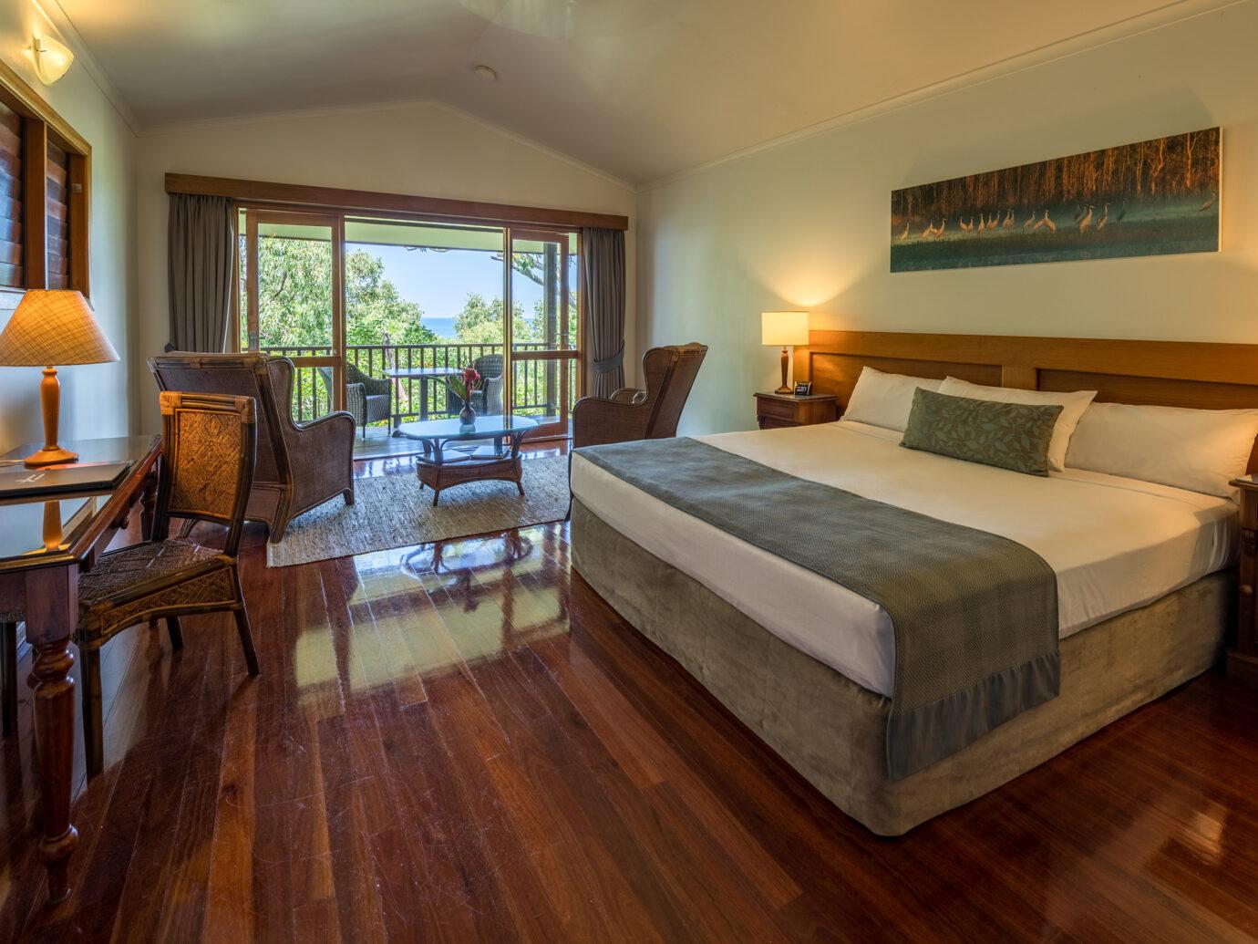 Thala Beach Nature Reserve bedroom