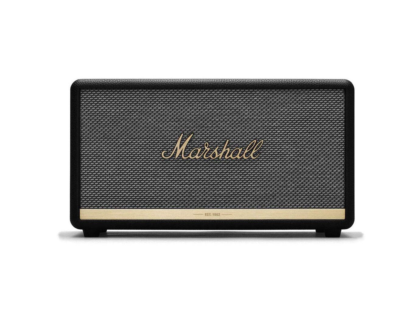 The Marshall Stanmore Wireless Bluetooth Speaker