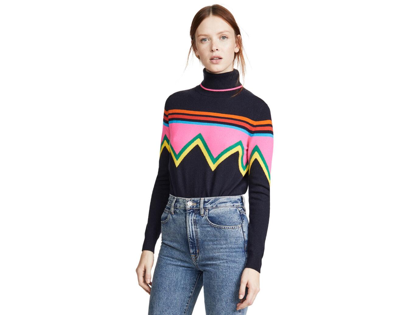Chinti and Parker Ski Slope Sweater