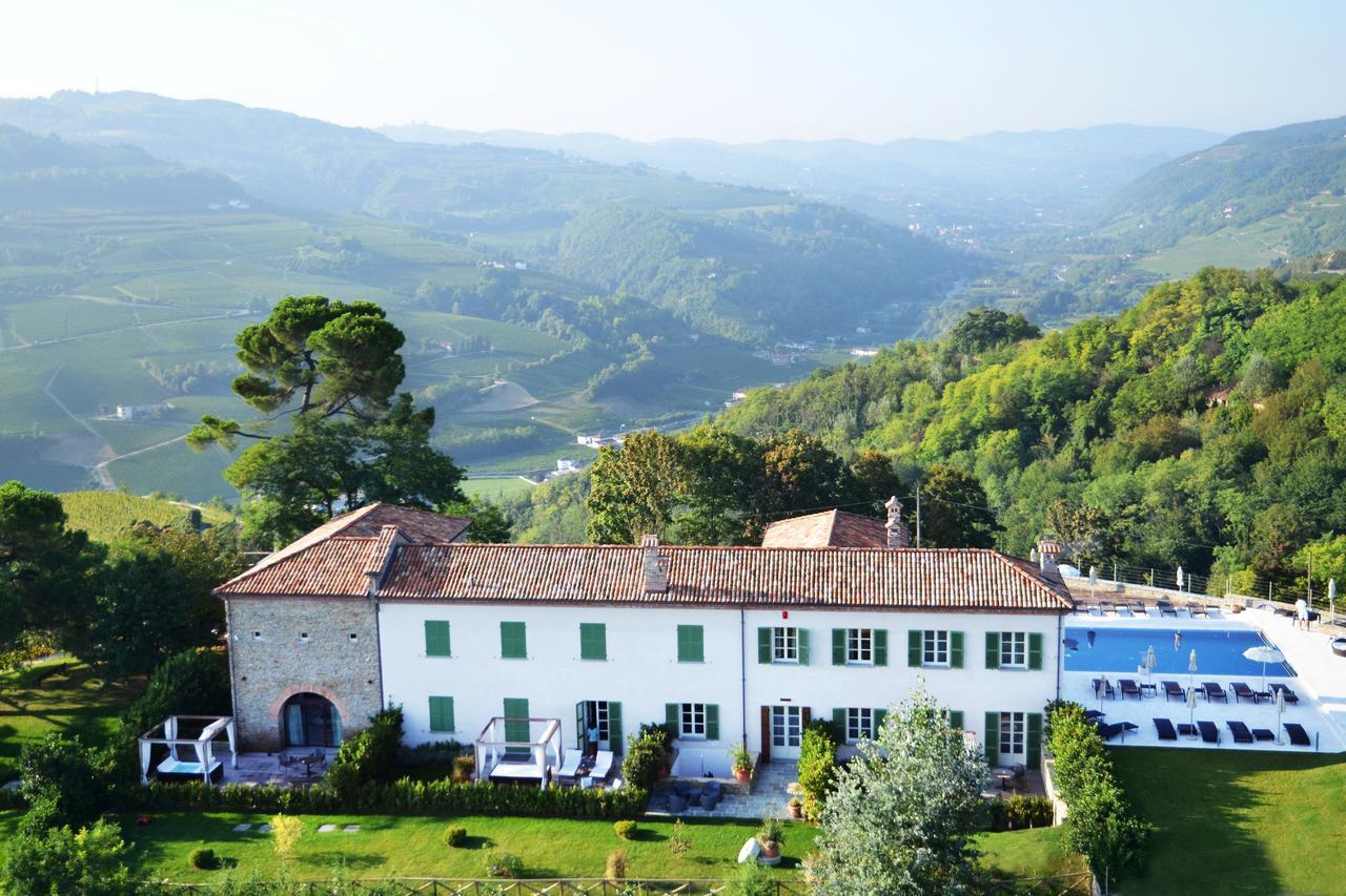 Exterior view of Relais San Maurizio