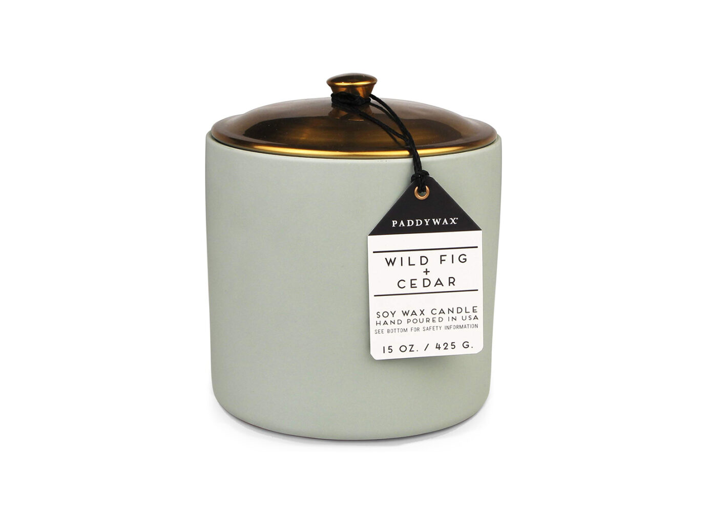 Candles: Paddywax Candles Hygge Collection