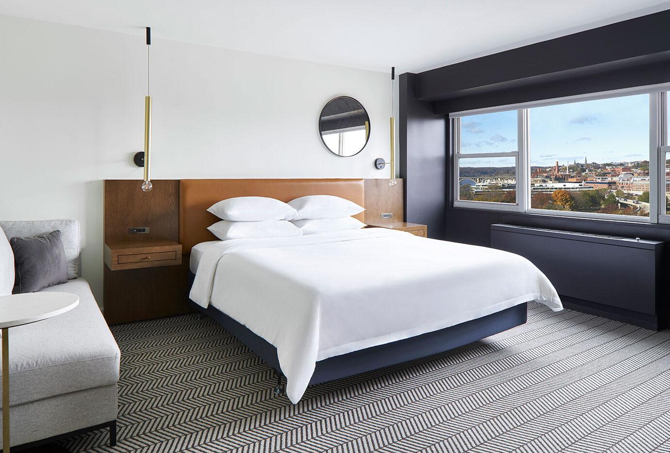 Bedroom at ARC THE.HOTEL, Washington D.C.