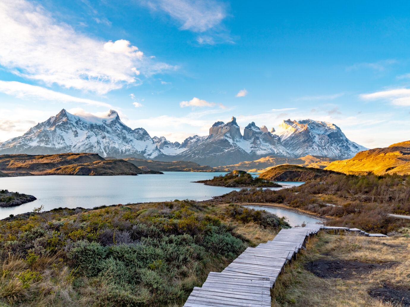 Torres del Paine National Park,Chile