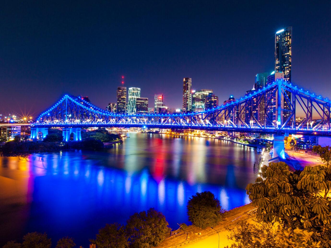 Brisbane's Story Bridge, Australia