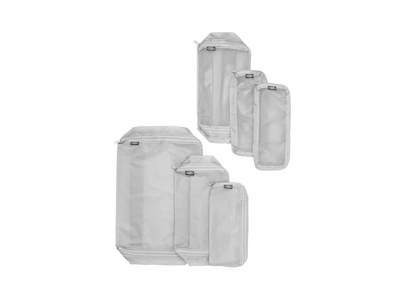 IKEA Forfina 6-piece Travel bag set