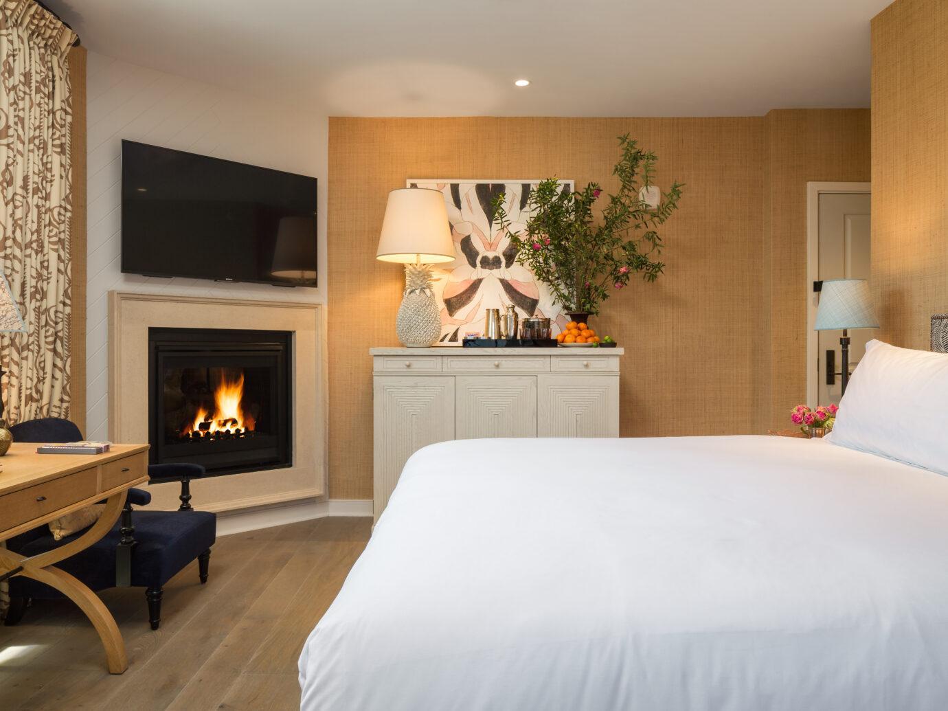 Hotel 850 SVB guest room