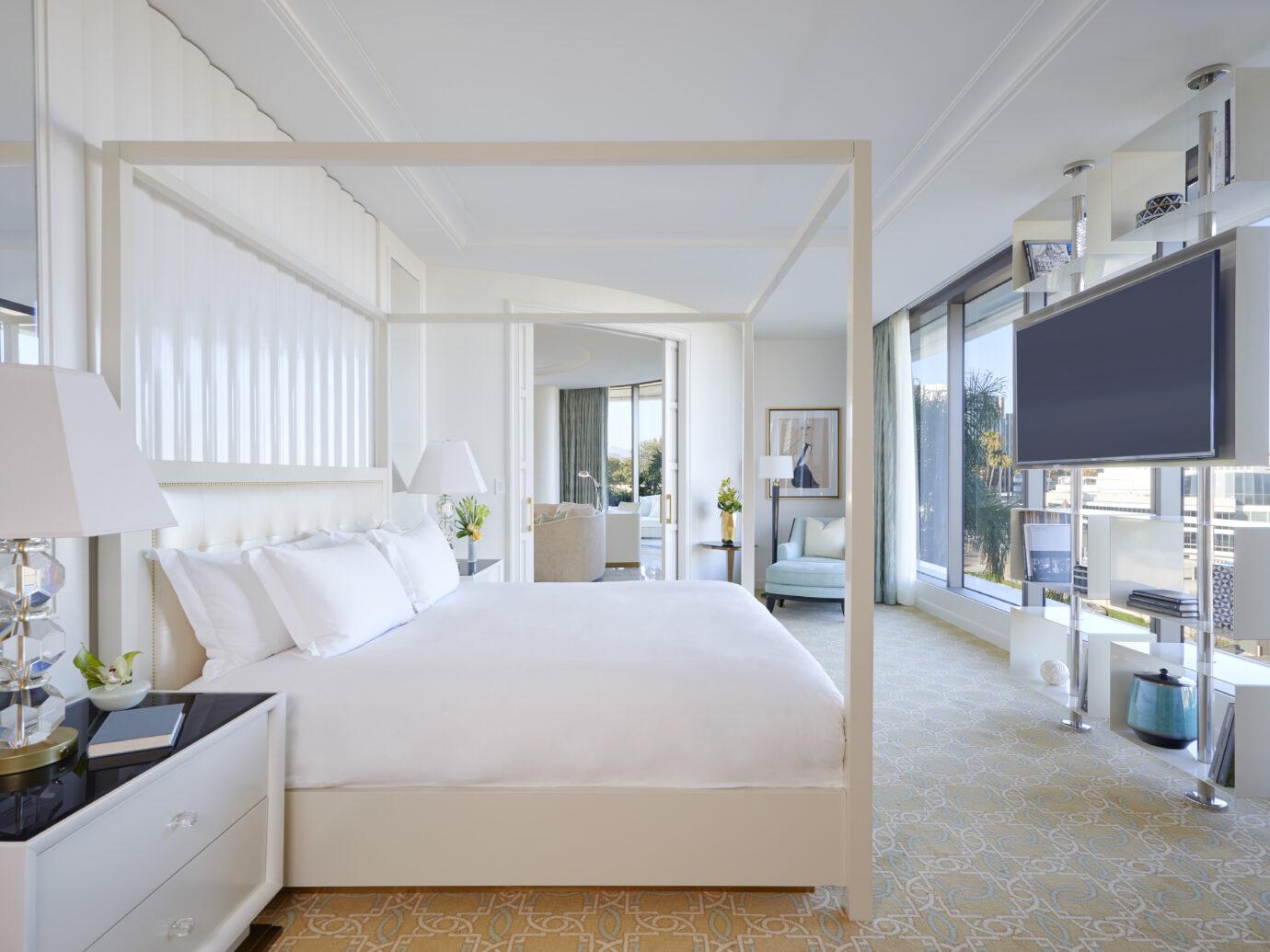 Waldorf Astoria Beverly Hills Villa Bedroom