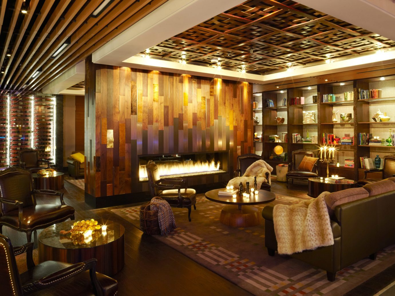 Lounge at Viceroy Snowmass