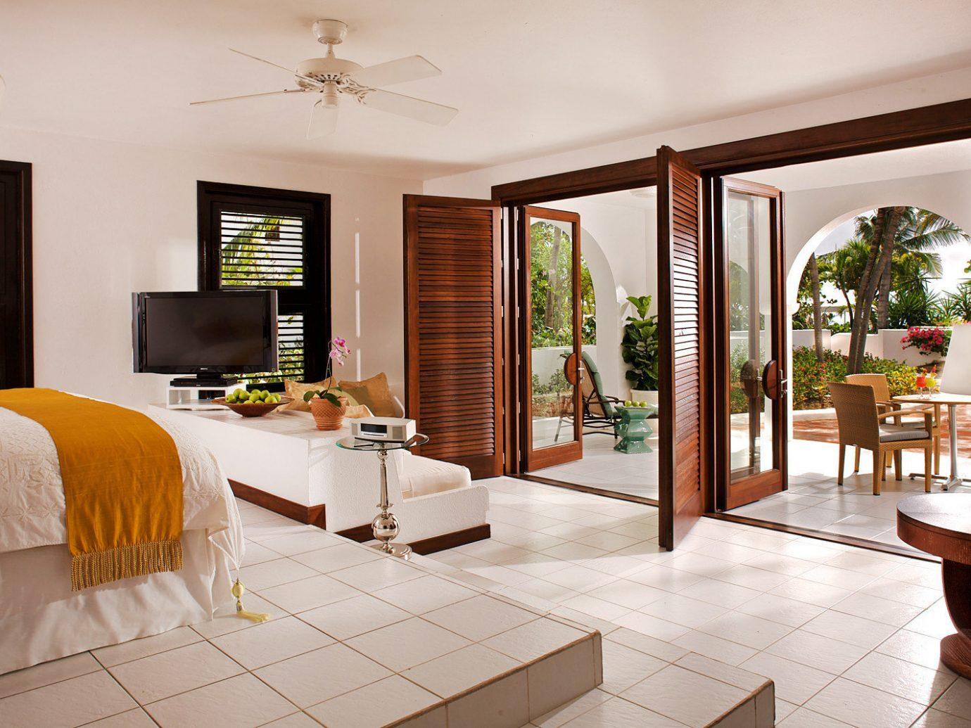 Bedroom at Belmond Cap Juluca