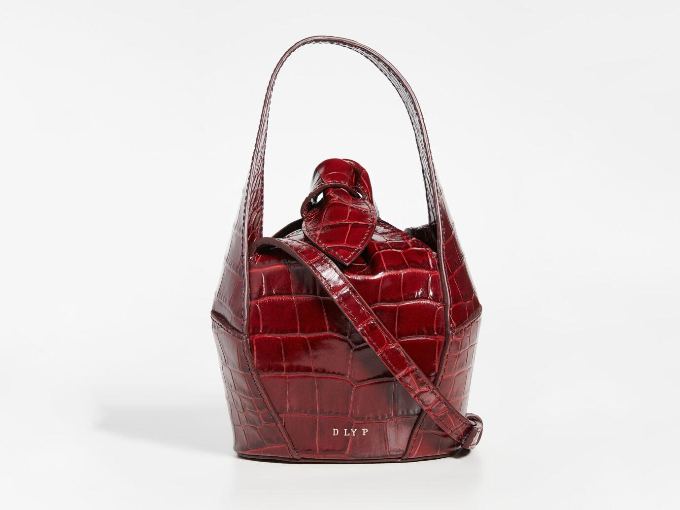 DLYP Top Knot Bag