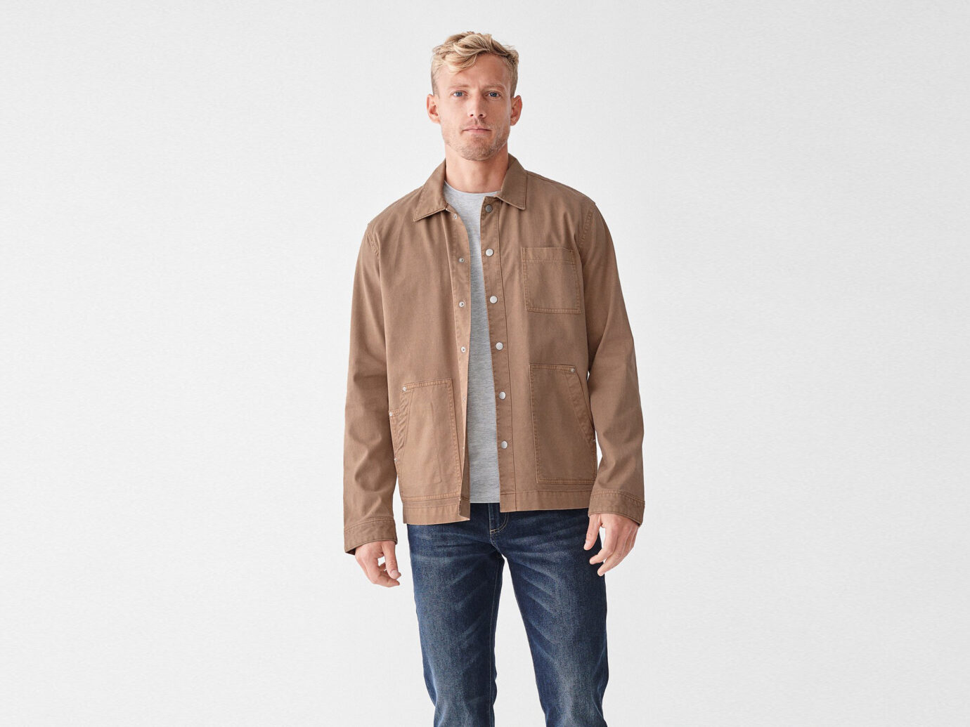 DL1961 Sean Shirt Jacket