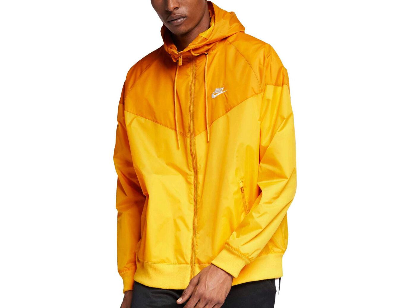 Nike Men's Sportswear Hooded Windrunner Jacket