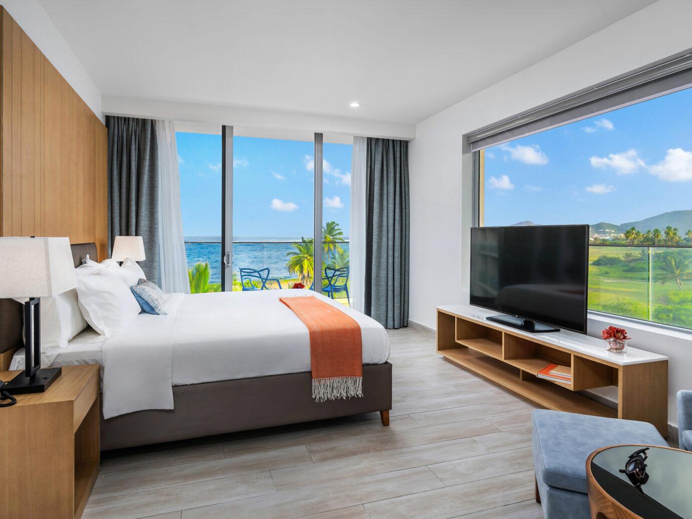 Bedroom at Koi Resort