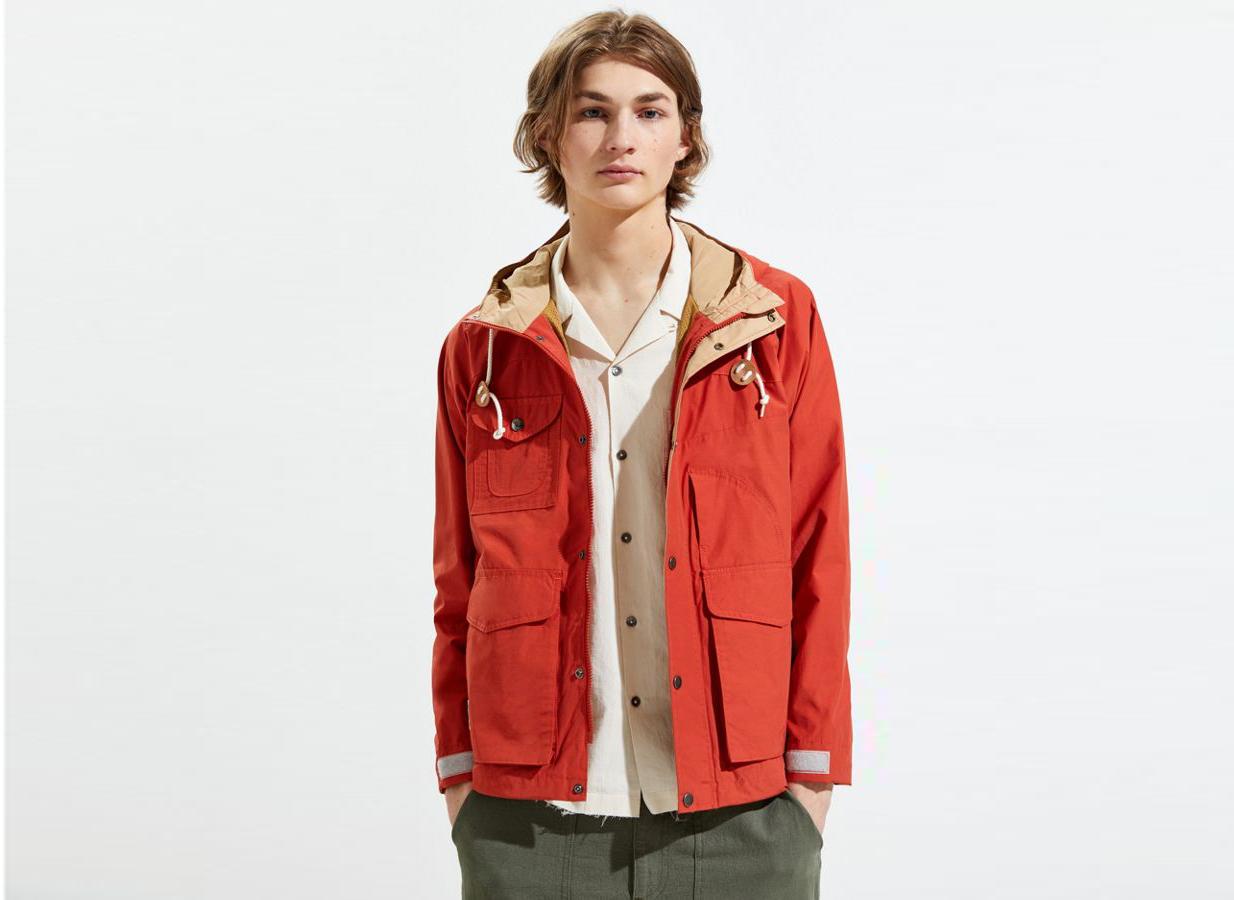 Chums Camping Parka Jacket