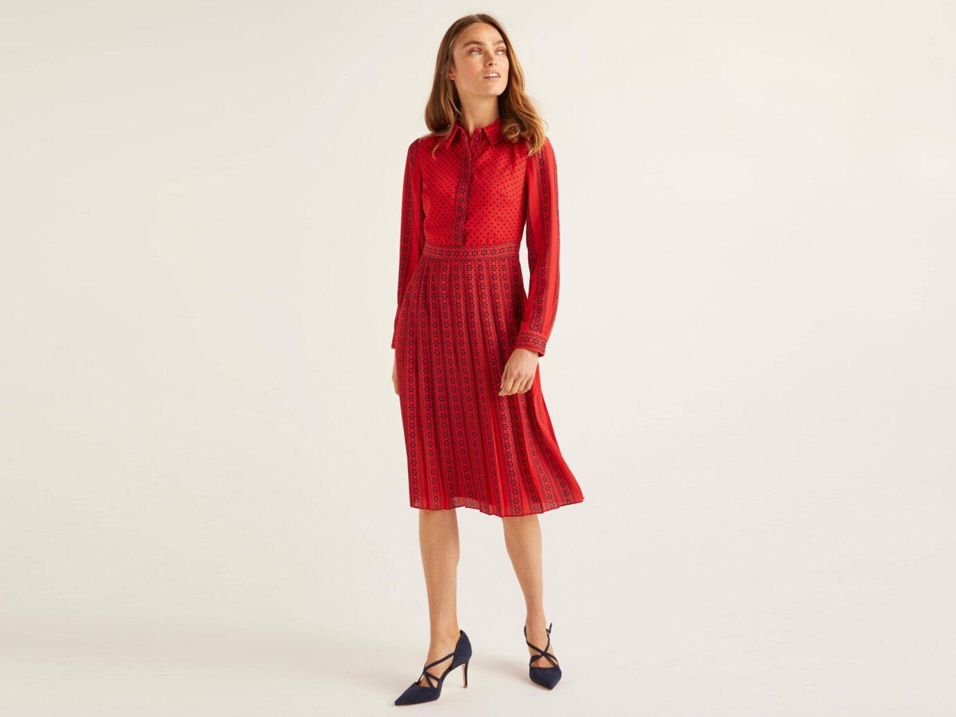 Boden Clemency Shirt Dress