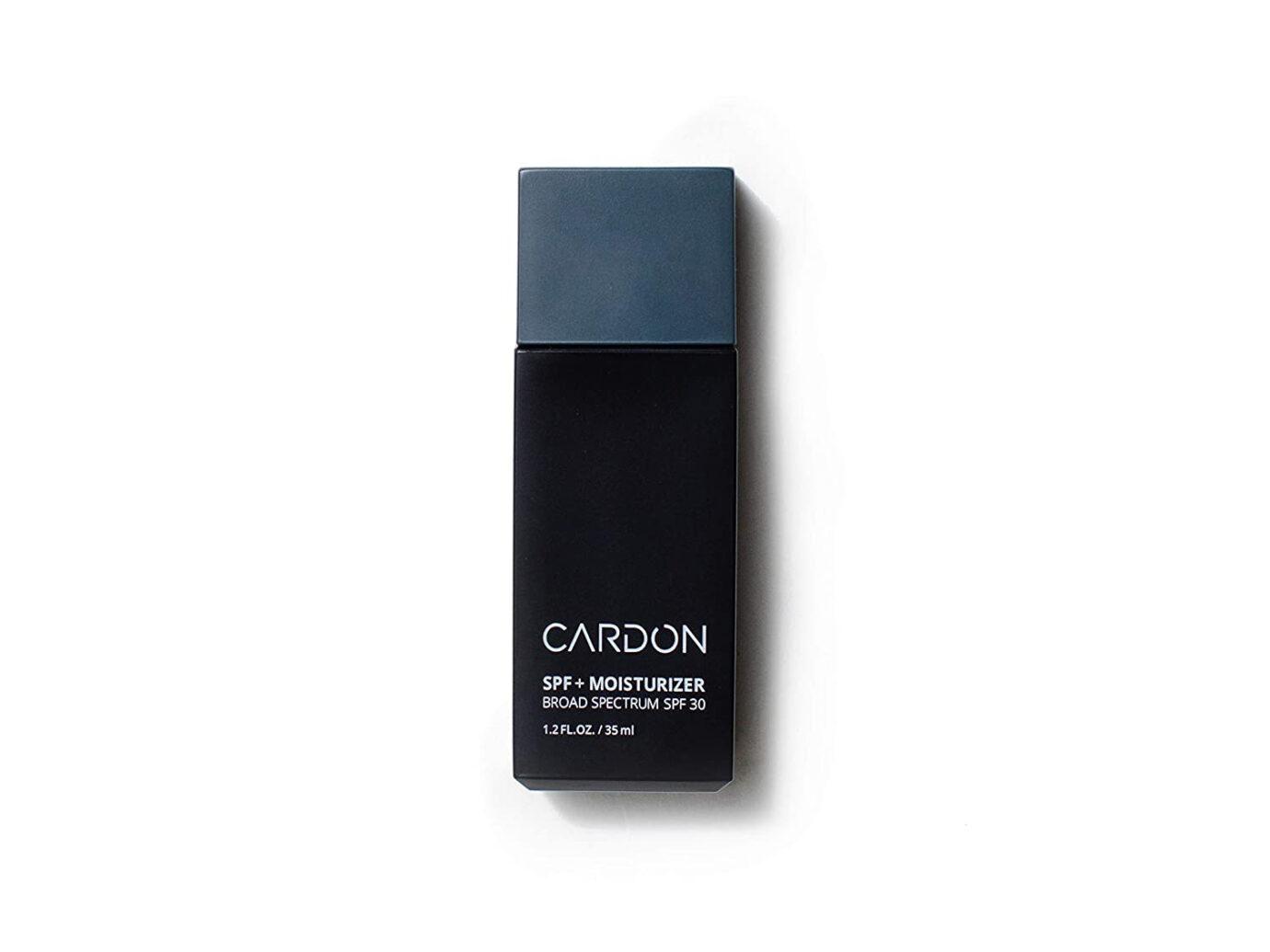 Cardon Men's 2-in-1 Facial Moisturizer with SPF