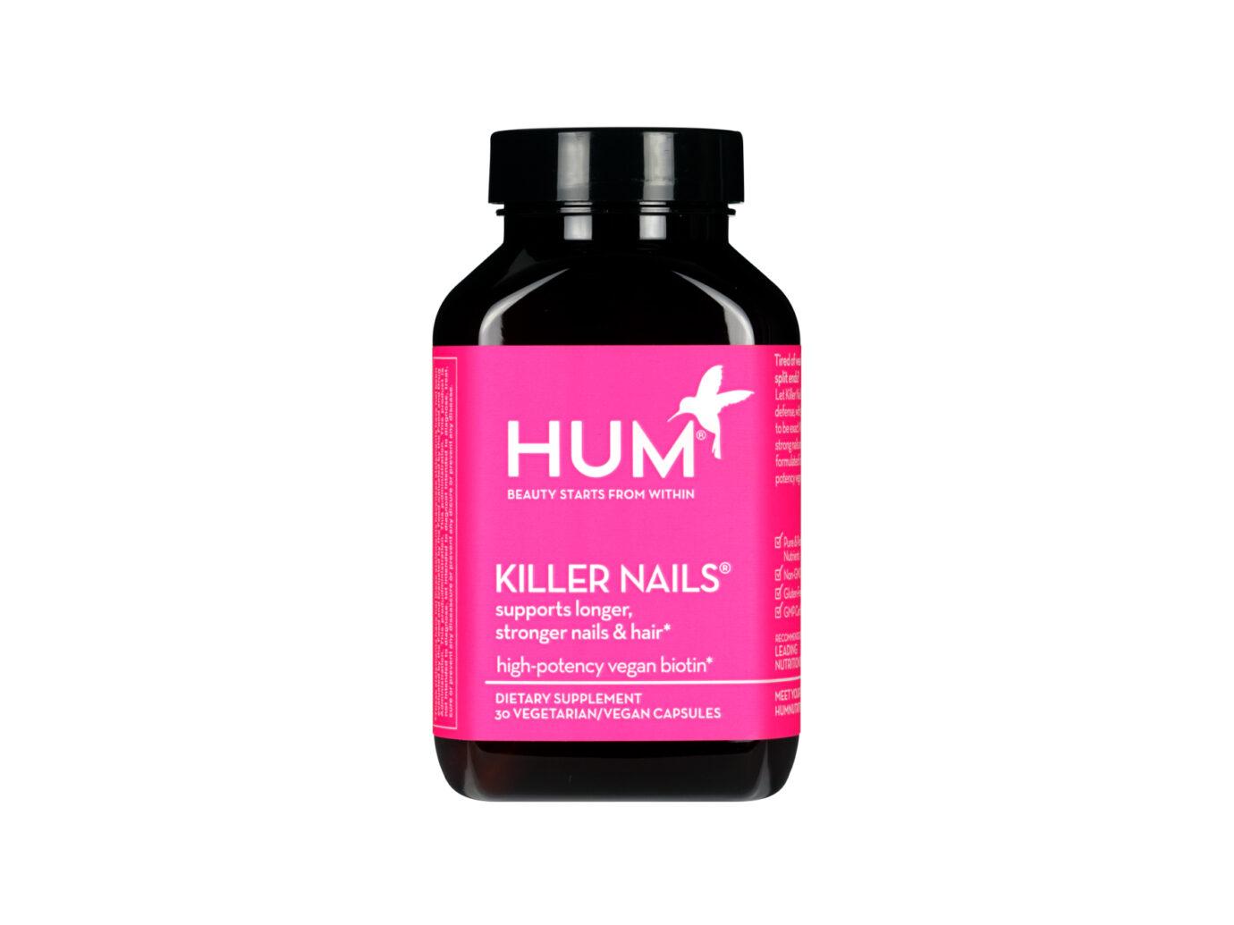 Hum Nutrition Killer Nails Supplements