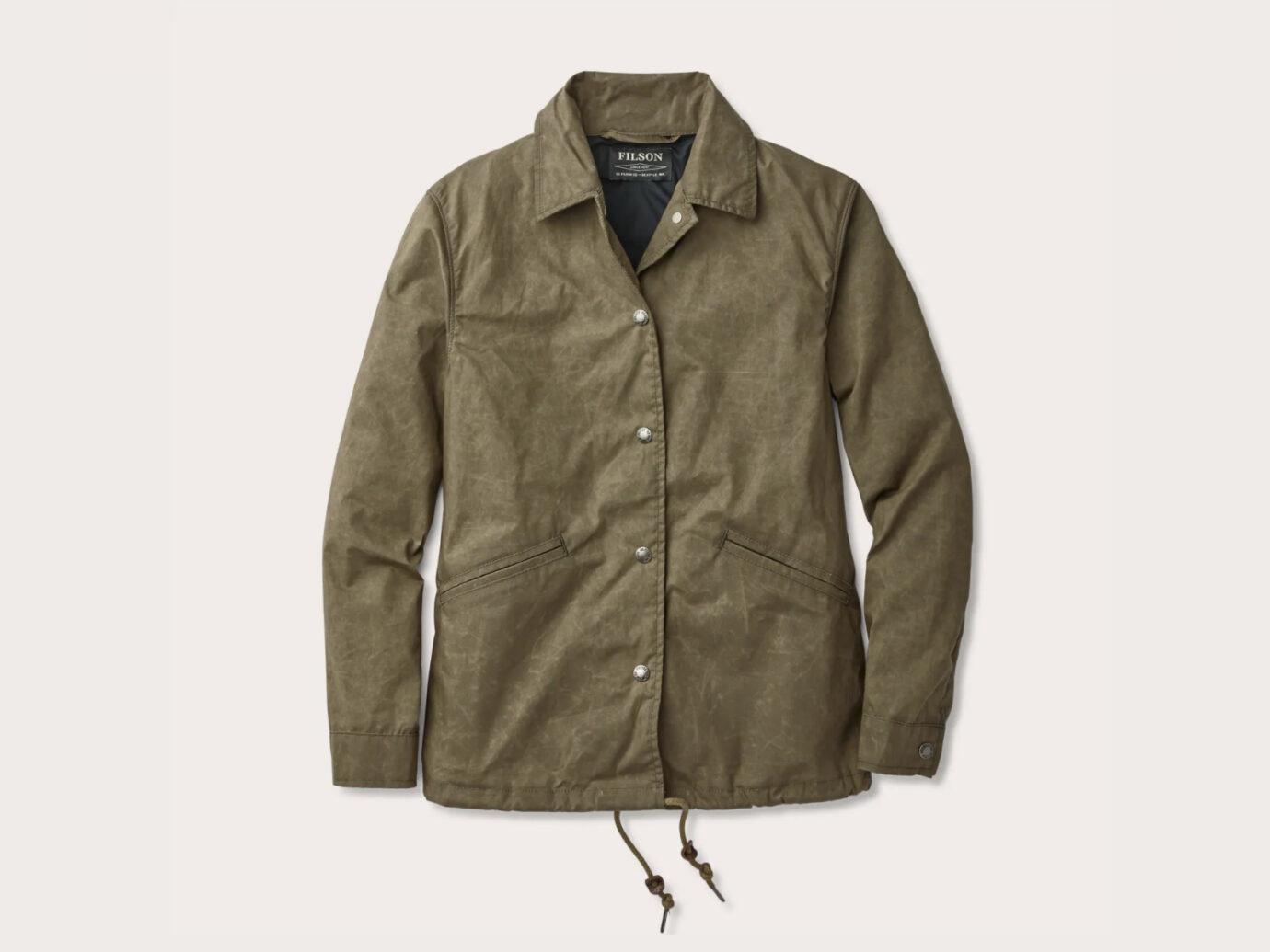 Filson Bushwax Supply Jacket