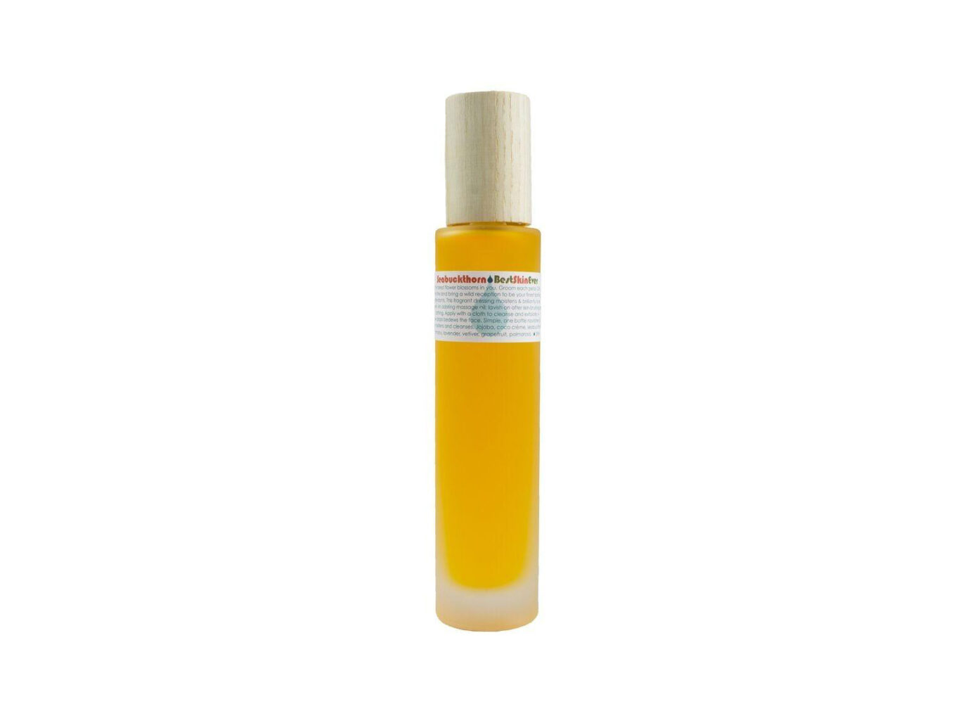 Living Libations Best Skin Ever Seabuckthorn Oil