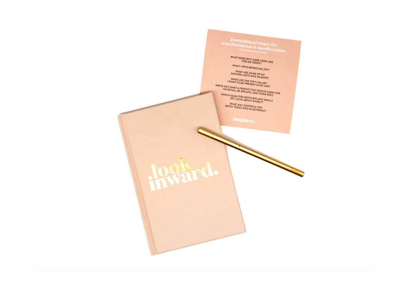Daughters Look Inward Journal Set