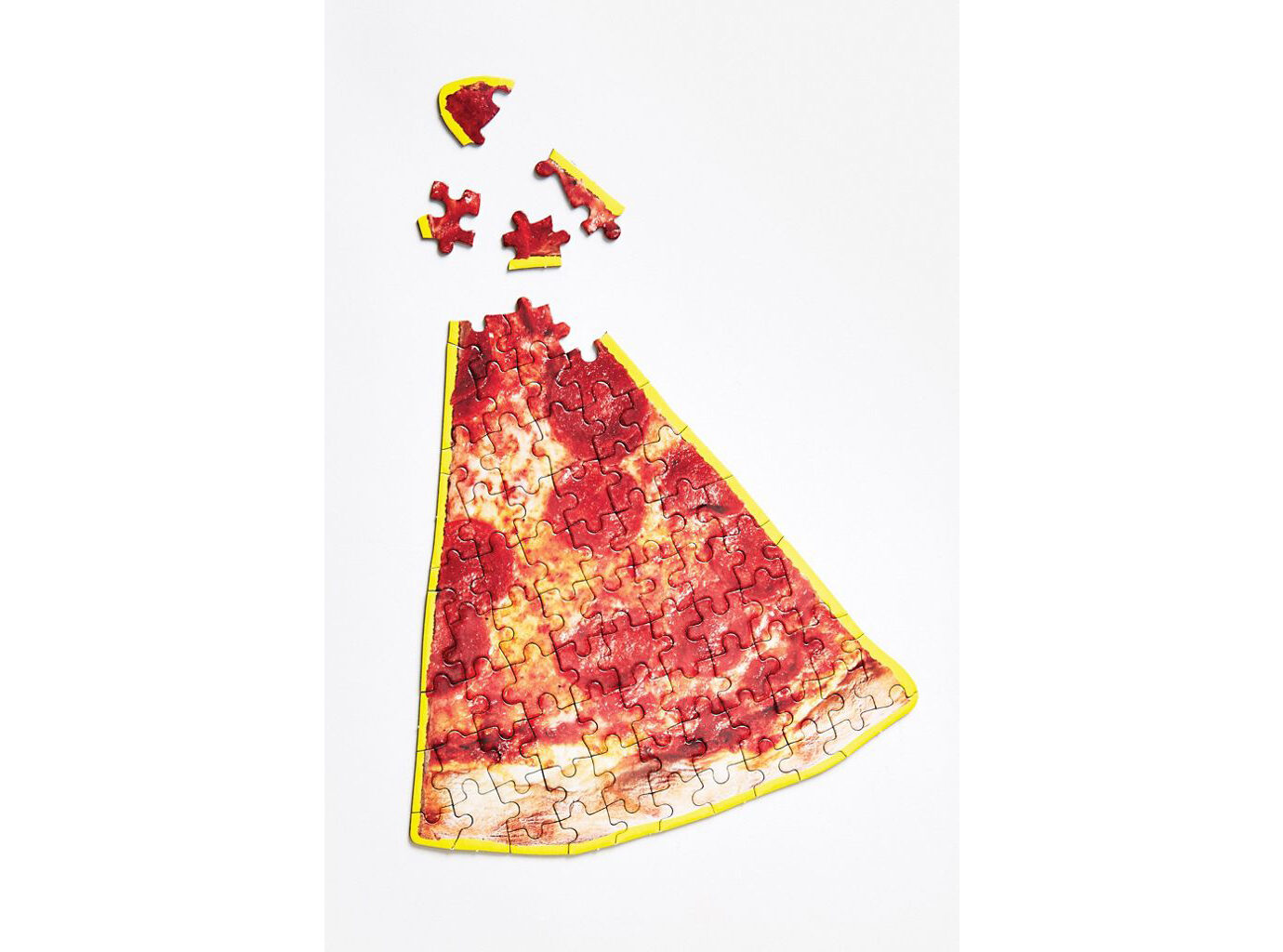 Areaware Pizza Little Puzzle Thing