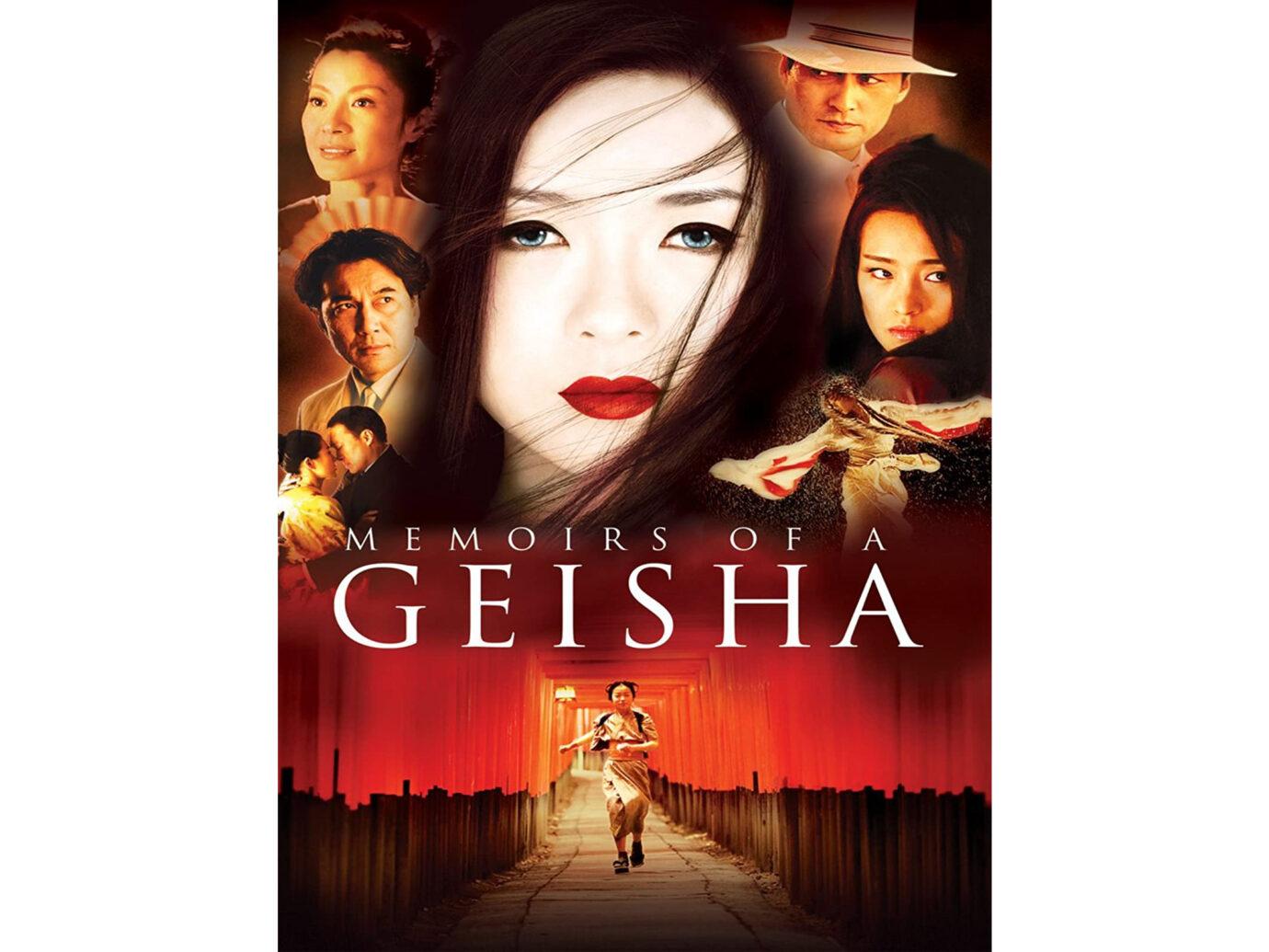 Memoires of a Geisha Movie