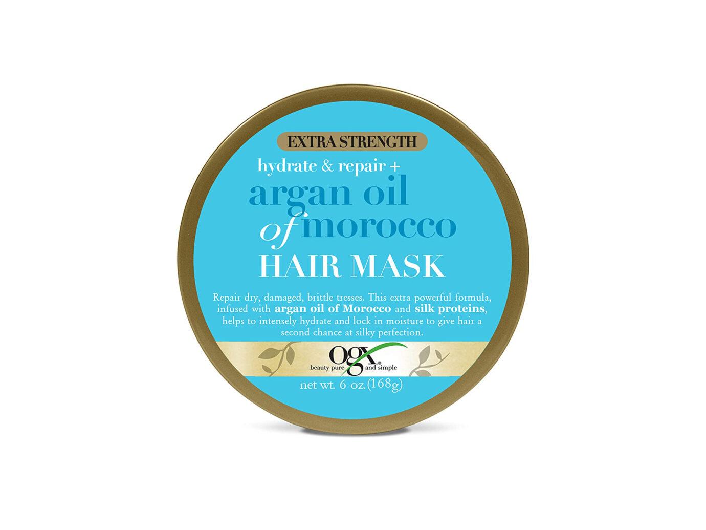 OGX Extra Strength Argan Oil Of Morocco Hair Mask