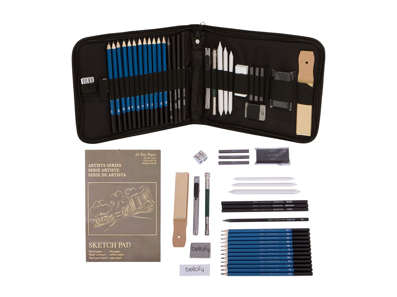 Bellofy Professional Drawing Kit