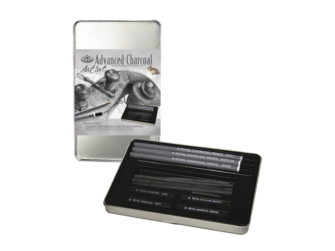Royal & Langnickel Charcoal Drawing Art Set